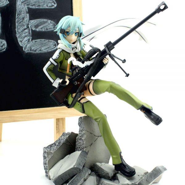 Sinon Sword Art Online starre Figur
