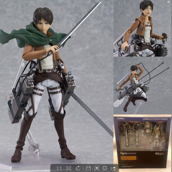 Attack on Titan Eren Yeager