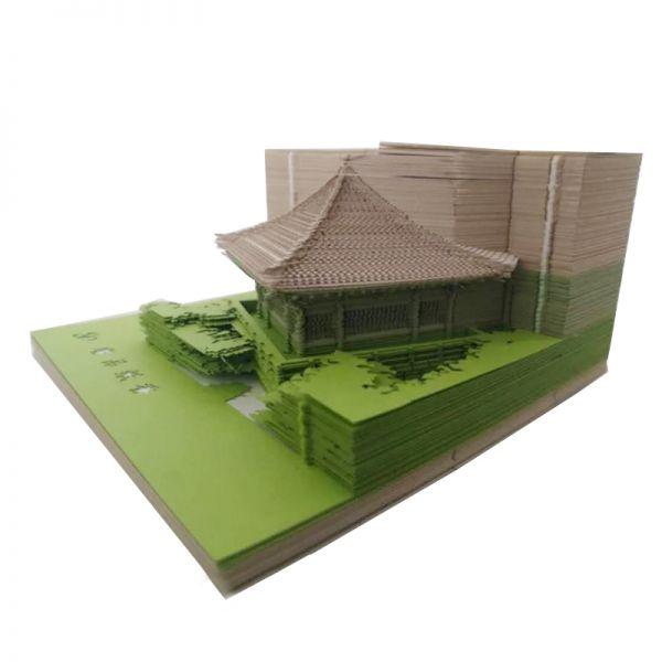 Omoshiroi Block grün