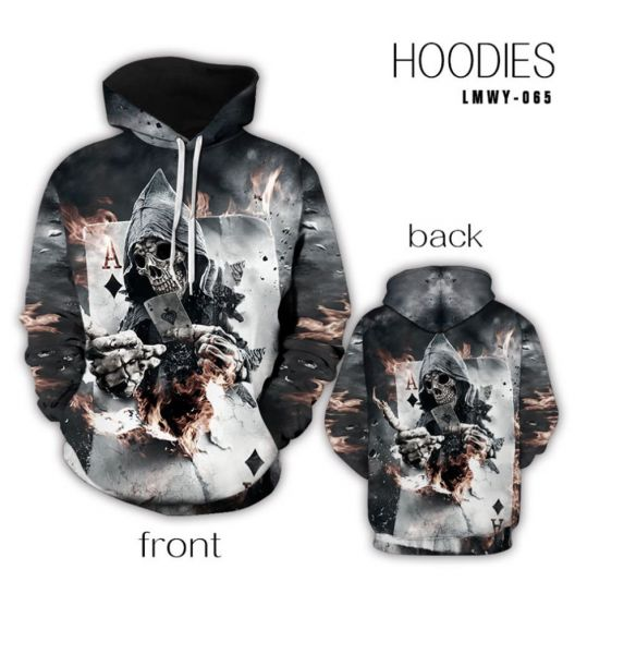 The Other Anime Hoodie