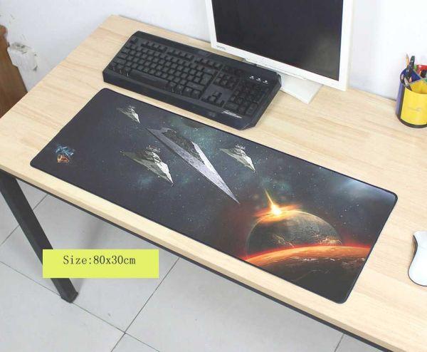 Gamer Mousepad 80 x 30 cm