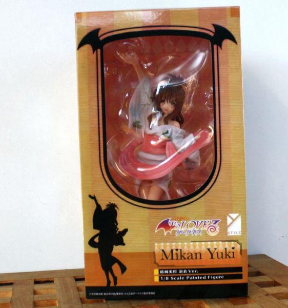 To Love  Yuuki Mikan