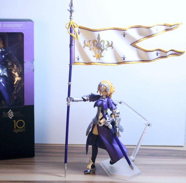 Fate Grand Order: Avenger Jeanne d'Arc, violett