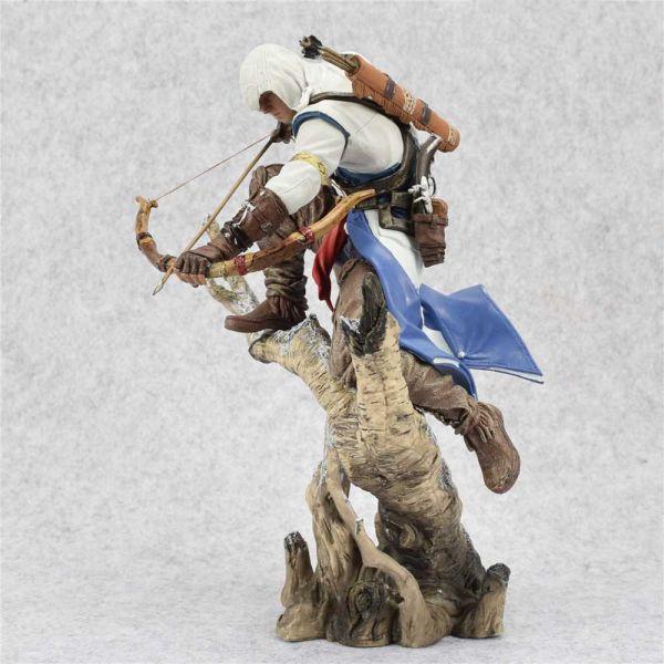 Connor The Hunter Figurine,