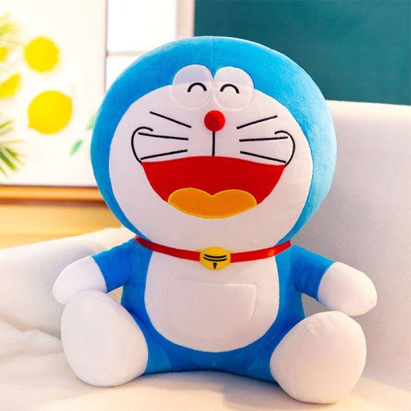Doraemon anime plush doll