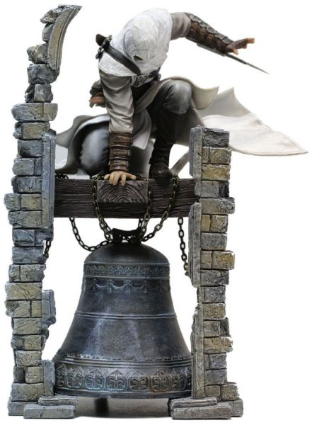 Altair Figurine, Assassin's Creed-defekt