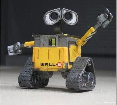 Wall-E und Eve Set
